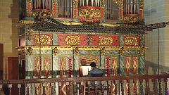 Sólo quedan en la Comunidad Foral tres organistas profesionales y más de 300 órganos
