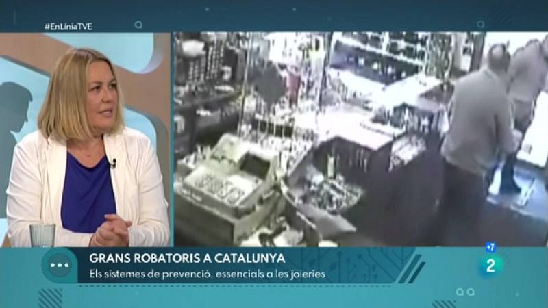 A En Línia parlem els grans robatoris a Catalunya