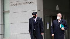 """Villarejo declara en la Audiencia Nacional y avisa de que va a """"desenmascar"""" a todos"""
