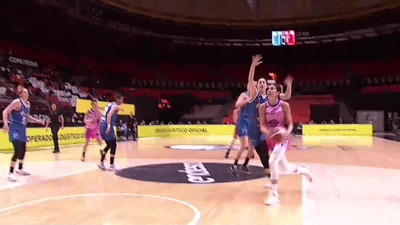 Baloncesto - Copa de la Reina 2021. 1/4 Final: Perfumerías Avenida - Durán Maquinaria - ver ahora