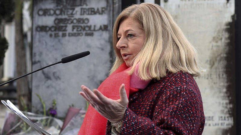 """Consuelo Ordóñez (COVITE): """"El Estado no ha derrotado a ETA. Ha dejado de matar porque se le han concedido sus exigencias"""""""
