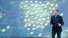 La Aemet prevé precipitaciones fuertes en Andalucía y área del Estrecho