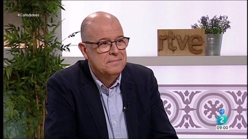 """José Zaragoza, a ERC: """"Com es pot fer un govern d'esquerres amb Borràs i Canadell?"""""""