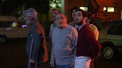 Cuéntame cómo pasó - Los vecinos de San Genaro retiran las fotos de María Alcántara