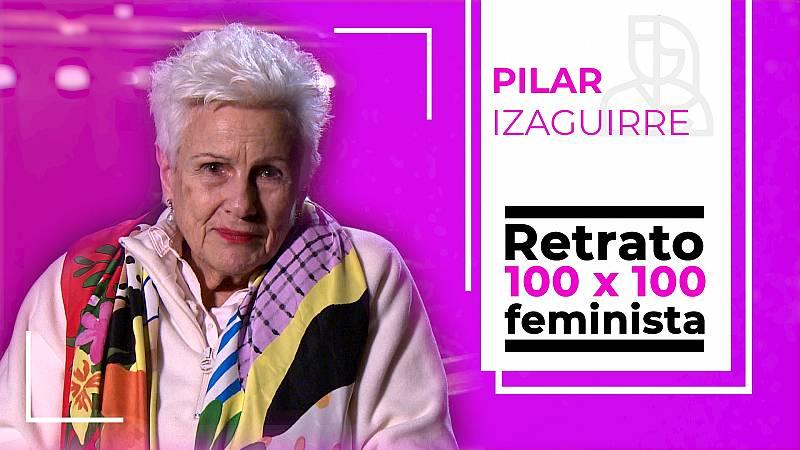 """Pilar de Yzaguirre: """"El feminismo no es un movimiento, es una revolución"""""""