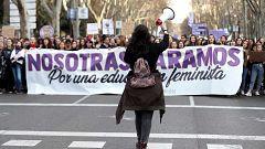 UGT y CCOO recurren la decisión de suspender las manifestaciones del 8M en Madrid