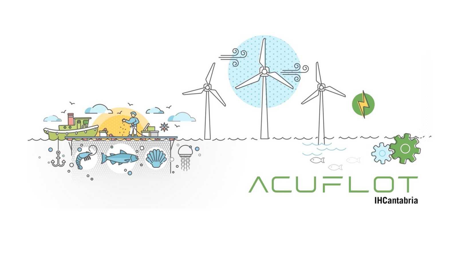 El Instituto cántabro ofrecerá datos para infraestructuras de eólica marina flotante y acuicultura offshore