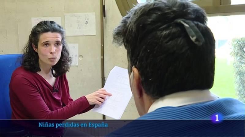 Niñas perdidas en España