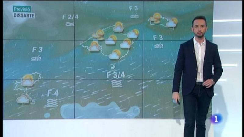 El temps a les Illes Balears - 05/03/21