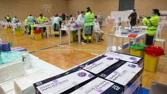 Extremadura pasa de tener una incidencia acumulada de 1.467 casos a solo 49