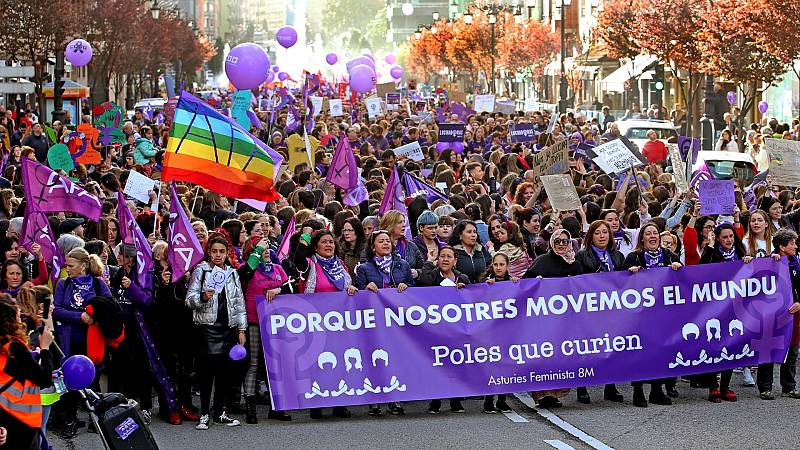 Sindicatos y asociaciones del 8M recurren la prohibición de manifestarse en Madrid