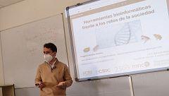 Los investigadores del CSIC llegan a las aulas para fomentar la vocación científica de los jóvenes