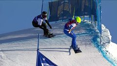 Snowboard - FIS Snowboard Copa del mundo Magazine - 2020/2021 - Programa 9