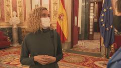 Parlamento: mujer y política