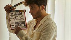 """Las primeras imágenes del videoclip de """"Voy a quedarme"""", el tema de Blas Cantó para Eurovisión 2021"""