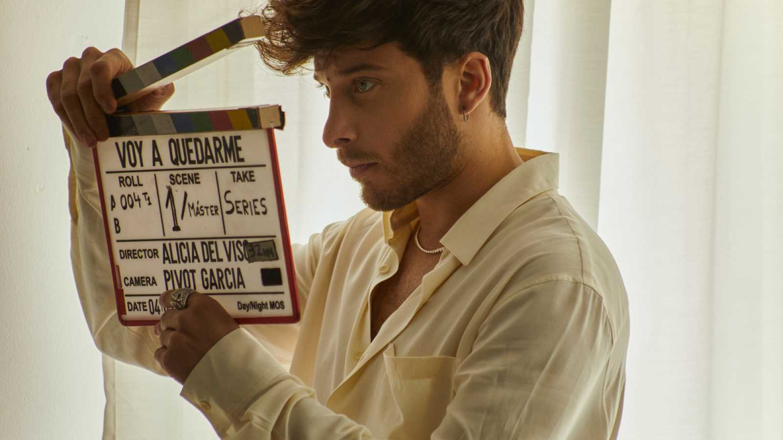 "Blas Cantó - ""Voy a quedarme"" (Videoclip Making of)"