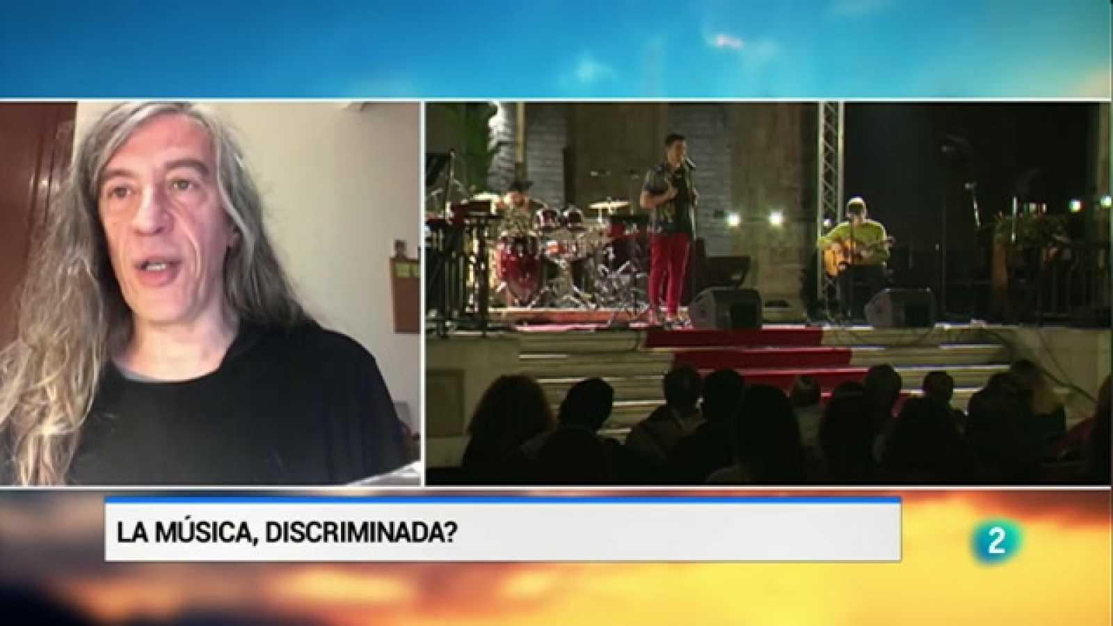 """Gerard Quintana: """"El sector musical està molt desgastat i molt cansat. Necesitem un pla de xoc real"""""""
