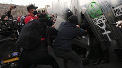 Amnistía Internacional denuncia la criminalización y la represión de las protestas feministas en México
