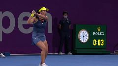 Tenis - WTA Torneo Doha. Semifinal: P. Kvitova - J. Pegula