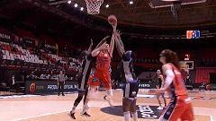 Baloncesto - Copa de la Reina 2021. 1/4 Final: Valencia Basket - IDK Euskotren