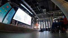 Zoom Net - Next Lab, Ecophonic y Mail Mole
