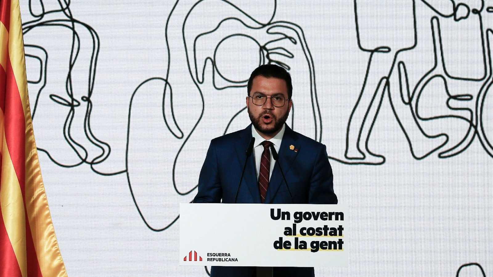 """ERC reclama un pacto de gobierno """"urgente"""" en Cataluña"""