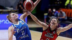 Baloncesto - Copa de la Reina 2021. 1ª semifinal: Perfumerías Avenida - Spar Girona