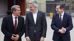 Recta final en las elecciones del Barça