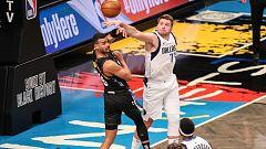 Luka Doncic suma y sigue en la NBA