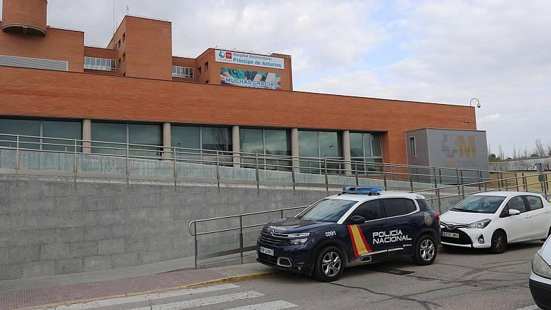Un hombre mata a un enfermero en el hospital de Alcalá