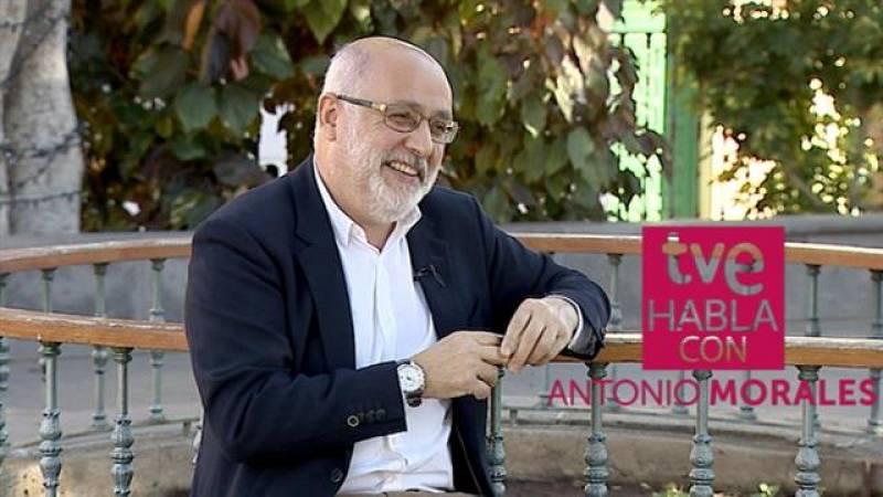 TVE habla con Antonio Morales - 07/03/2021