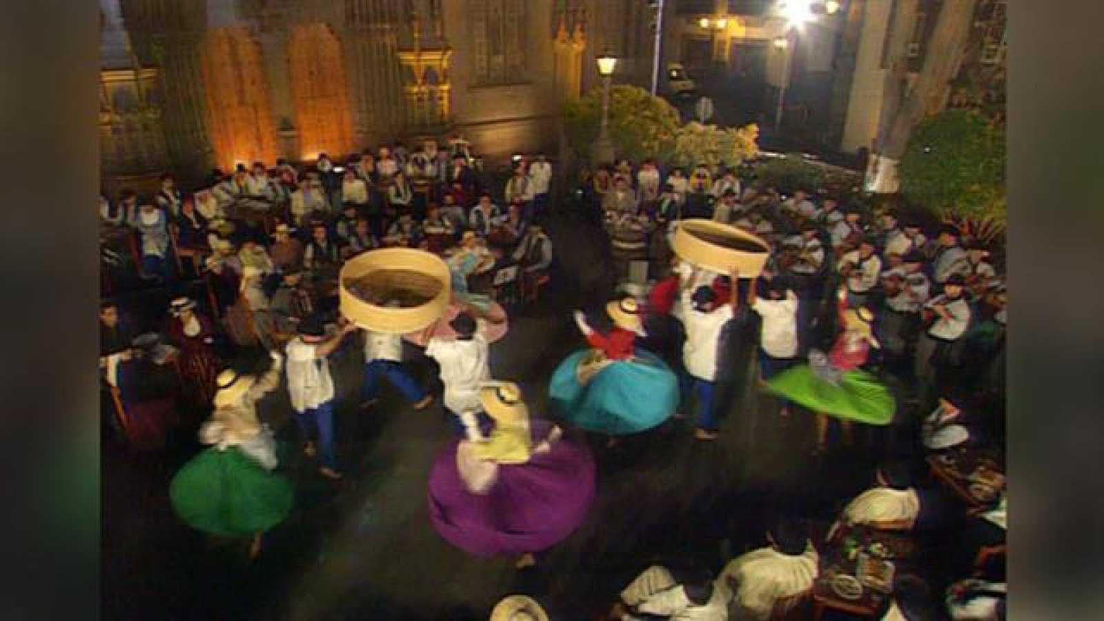 Tenderete - 07/03/2021 con A.F. Los Campesinos, Parranda Cuasquías, Yone Rodríguez y Parranda  de Arucas con solistas en Memorial Nanino año 2002