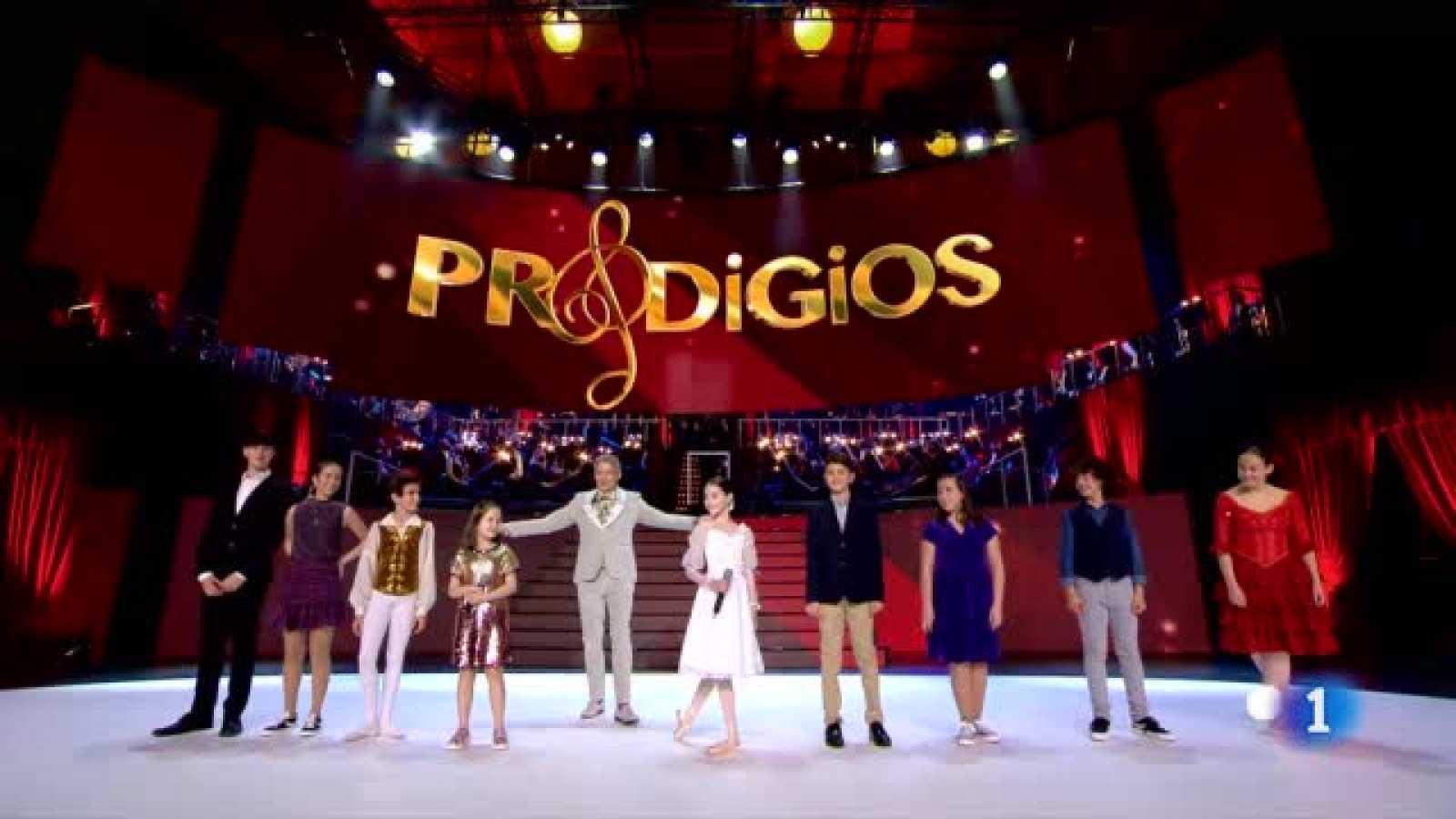 'Prodigios' llega los sábados a La 1