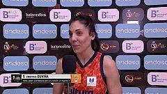 """Cristina Ouviña: """"Por pedir, pedimos ganar la Copa"""""""