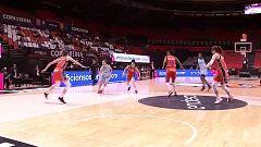 Baloncesto - Copa de la Reina 2021. 2ª semifinal: Valencia Basket - Lointek Gernika