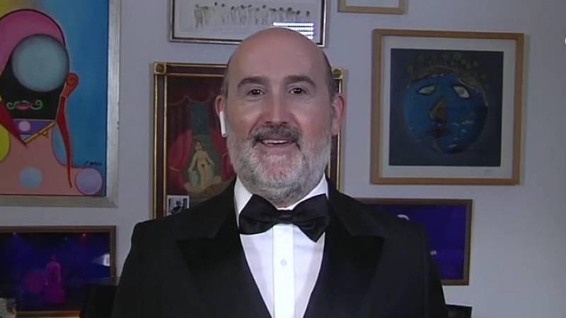 """Javier Cámara:  """"La comedia nos salva la vida, es necesaria"""""""