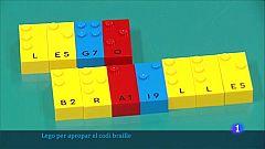 Lego en Braille, un impuls a la inclusió des de ben petits