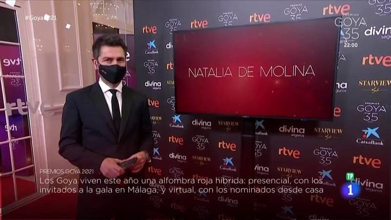 """Natalia de Molina: """"Espero que lleguemos a una paridad real entre hombres y mujeres y lo de este año no sea un espejismo"""""""