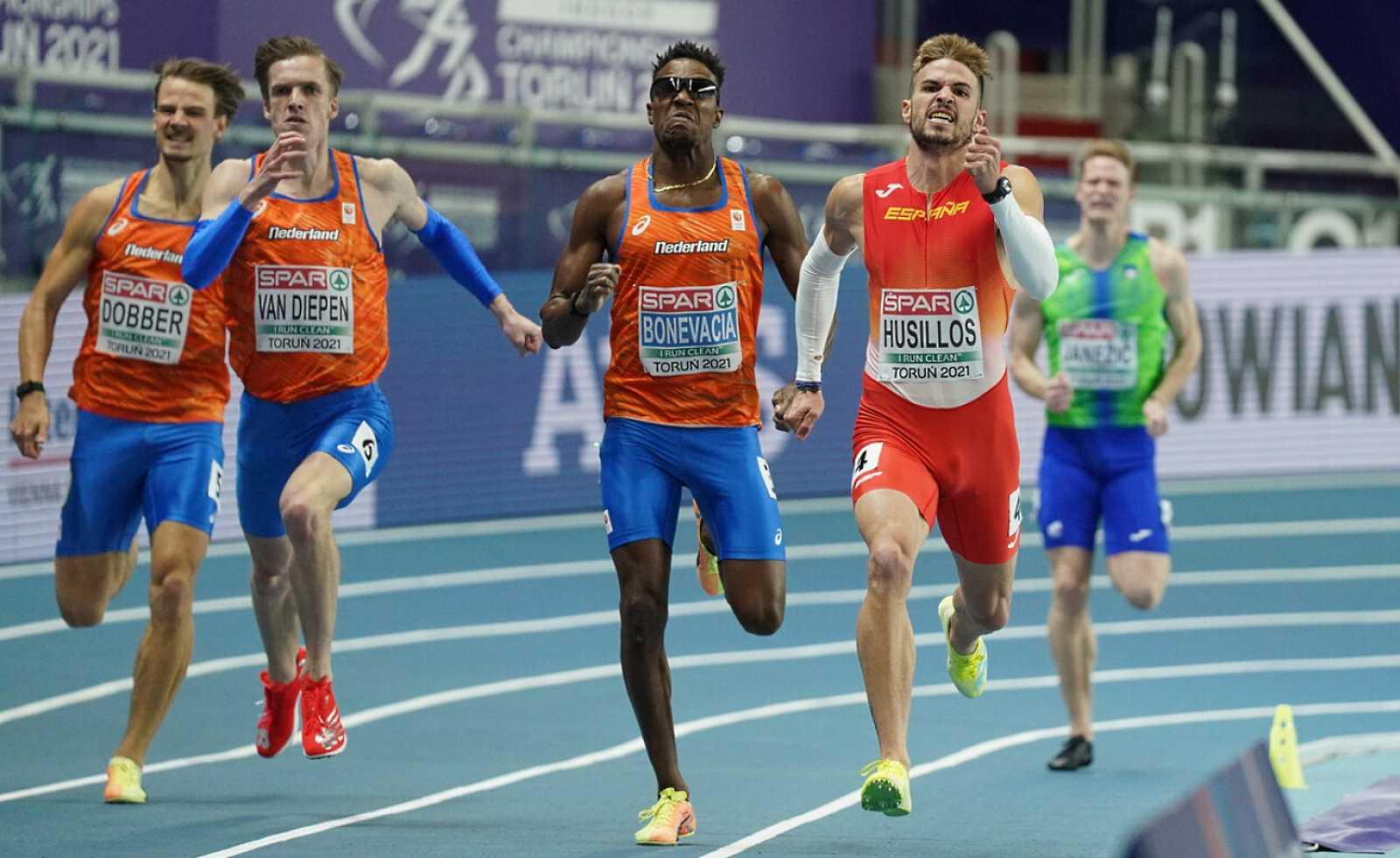 Atletismo - Campeonato de Europa Pista Cubierta. Sesión Vespertina - 06/03/21 - ver ahora