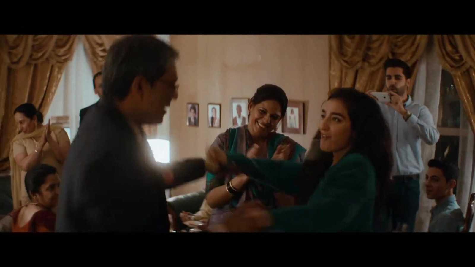 El cine de La 2 - El viaje de Nisha (presentación) - ver ahora