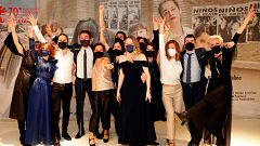 'Las niñas', de Pilar Palomero, se hace con el Goya a la mejor película