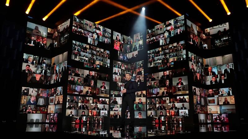 """Robert De Niro, Al Pacino, Nicole Kidman, Charlize Theron y otras estrellas internacionales en la gala de los Goya: """"¡Te quiero, cine español!"""""""