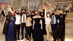 'Las niñas' de Pilar Palomero triunfan en los Goya de la pandemia