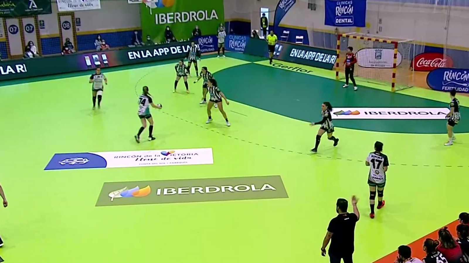 Balonmano - Liga Guerreras Iberdrola. 14ª jornada: Rincón Fertilidad Málaga - Atlético Guardés - ver ahora