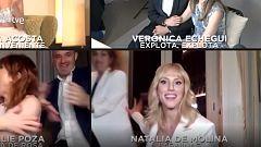 El momento 'Tierra trágame' de Natalia de Molina, entre los más divertidos de la gala