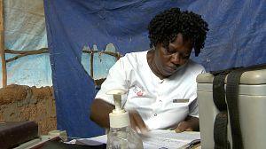 África, misión hospitalaria