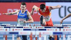 Atletismo - Campeonato de Europa Pista Cubierta. Sesión Matinal - 07/03/21