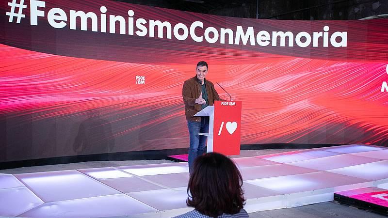 PSOE y Podemos piden una reivindicación responsable en el 8M