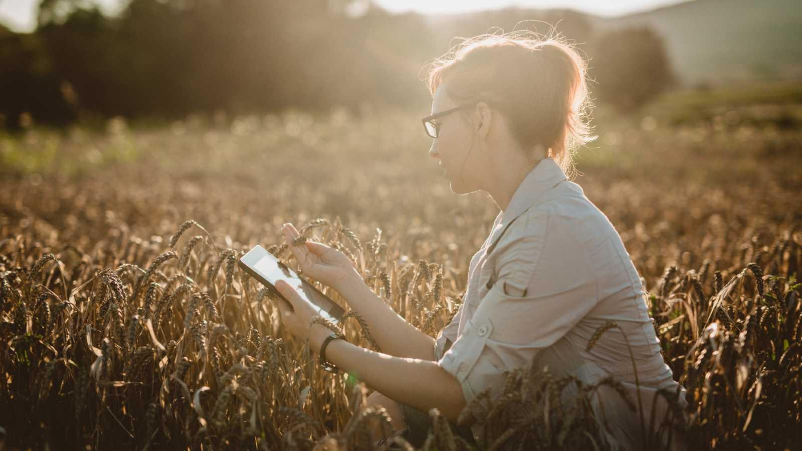 """Las mujeres se abren camino en el mundo rural: """"Queremos seguir demostrando el valor que tenemos"""""""