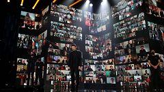La gala de los Goya 2021: virtual, emotiva y sobria